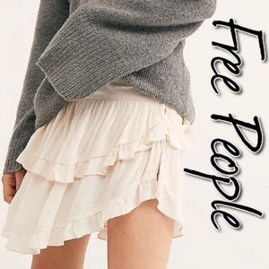 Free People Costello Skirt NWT S 🏖